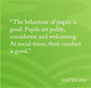 OFSTED 2018 P14