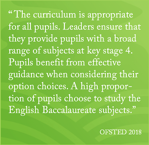 OFSTED 2018 P8